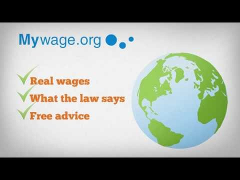 Mywage.org - What is Mywage?