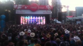 CLASSIFIED - LIVE @ the Calgary Stampede