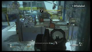 [CoD Ghosts Wii U] WiiMote Gameplay - Problems caused by Hosting (UK) #1