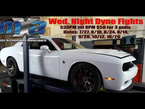 MXA Motorsports Wed Night Dyno Fights