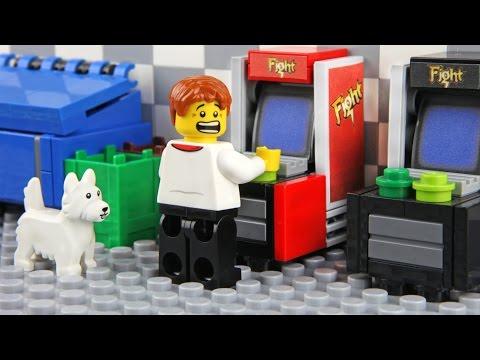 Lego Arcade Game 5