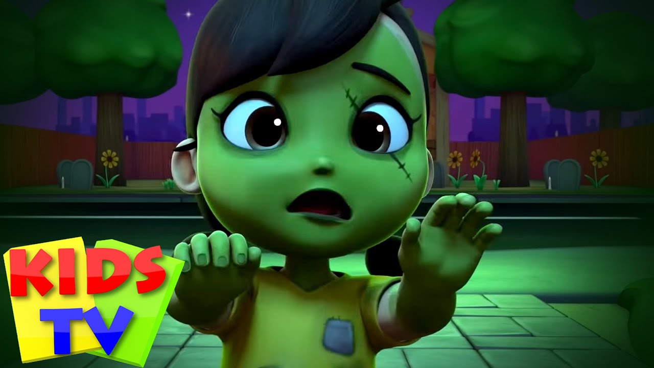 Halloween đêm | hoạt hình thiếu nhi | Kids Tv Vietna | vần điệu trẻ -  YouTube