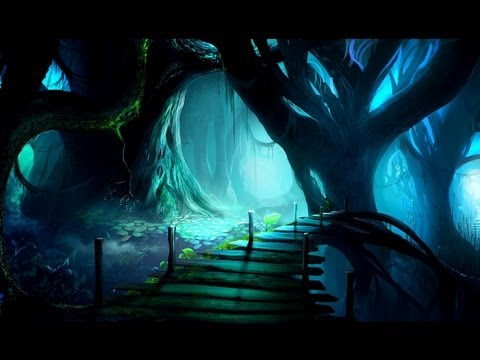 Beautiful Forest Elf Music - Elven Sanctuary