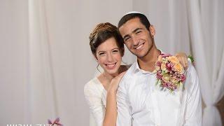 קליפ החתונה של ליה ותומר
