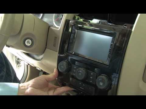 How to install a stereo & speakers in a 2008-2012 Ford Escape | Crutchfield video