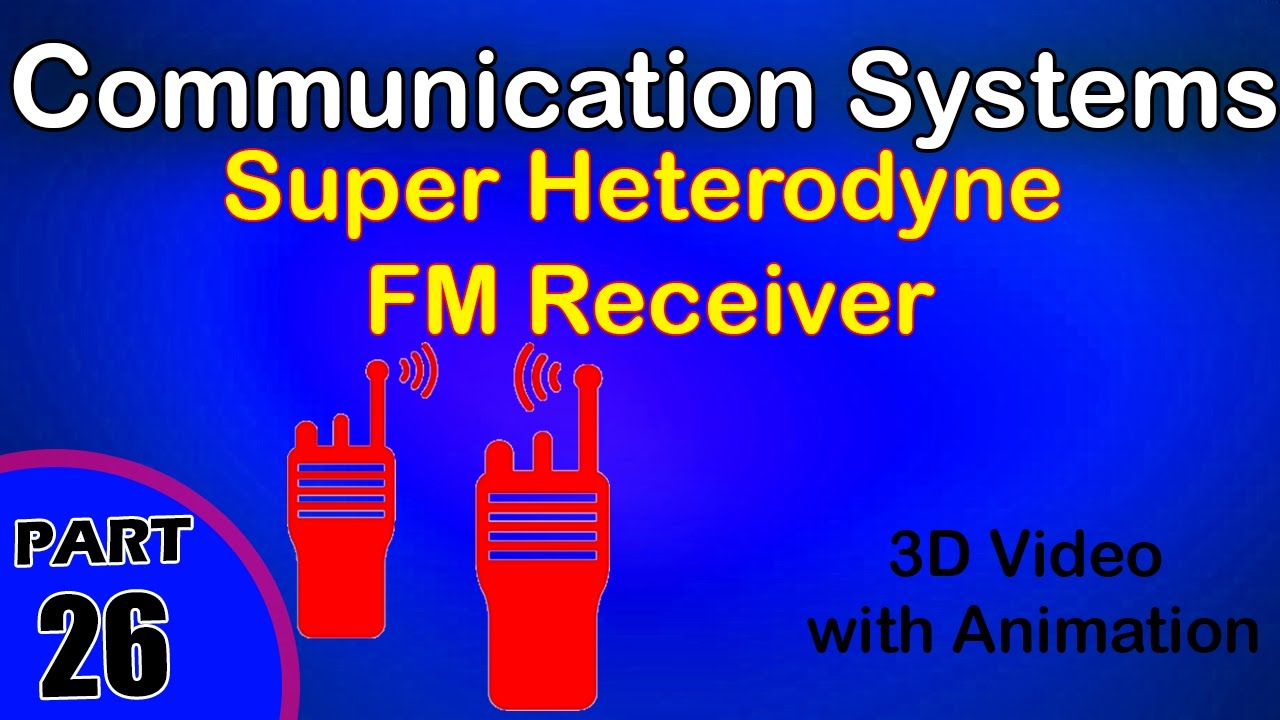 Superheterodyne fm receiver class 12 physics subject notes superheterodyne fm receiver class 12 physics subject notes lecturescbseiitjeeneet pooptronica