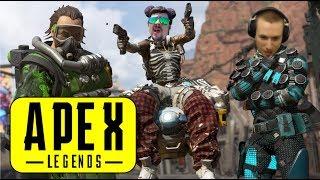 APEX LEGENDS WITH SOME BRITISH TOSSERS - Apex Legends PC   Apex Livestream