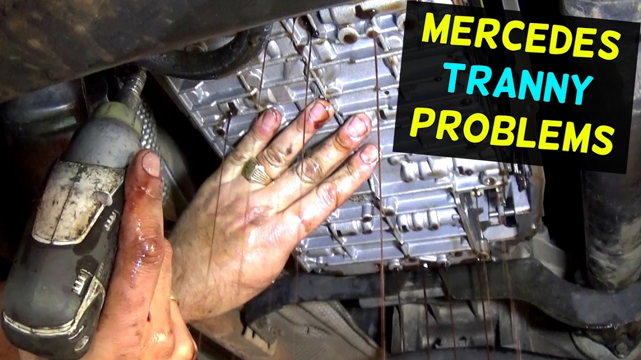 Mercedes Sprinter Automatic Gearbox Problems