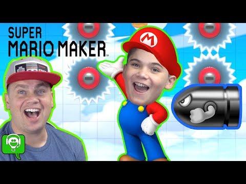 Full Download] Lets Play Super Mario Maker Derpy Mushrooms