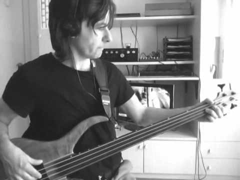 gino vannelli wild horses bass cover