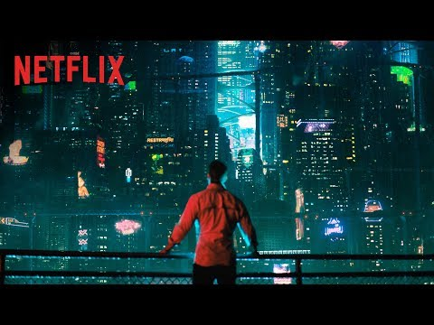 Altered Carbon – Das Unsterblichkeitsprogramm | Teaser [HD] | Netflix