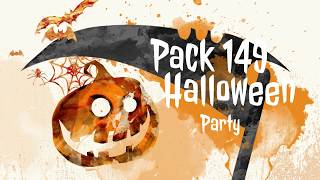 Cub Scouts Halloween Party 2018
