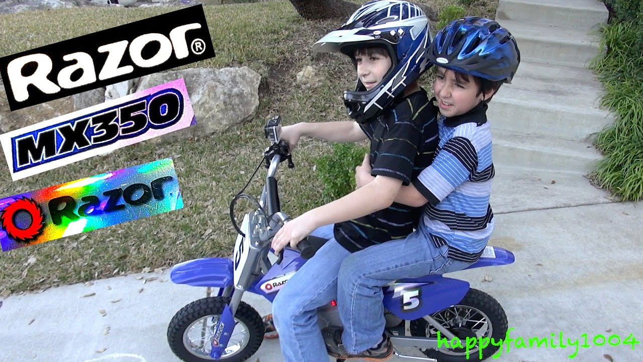 Best Electric Dirt Bikes for Kids To Buy in 2019 - Buyer's Guide