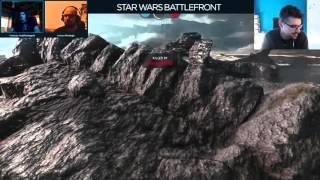 Star Wars Battlefront - Everyeye.it Live Streaming