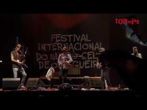 Suite Reels - Anxo Lorenzo Band - Ortigueira 2014