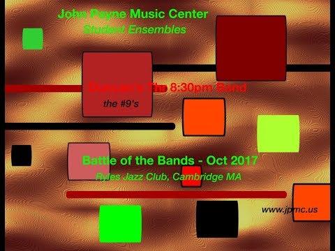 John Payne Music Center - Battle of the Bands - Oct/Nov 2017 - Duncan's Band - the #9's
