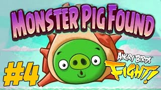 Angry Birds Fight | Gameplay Walkthrough Part 3 | MONSTER BOSS! New Angry Birds Game