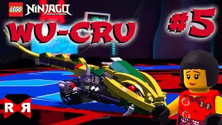 lego ninjago wu cru lasha s bite cycle ios android gameplay video part 5