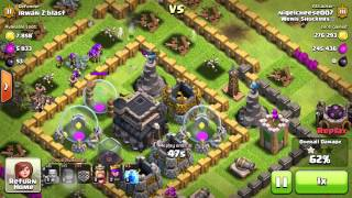 Clash of Clans | HIGH LOOT RAIDS! | OVER 1 MILLION LOOT! |