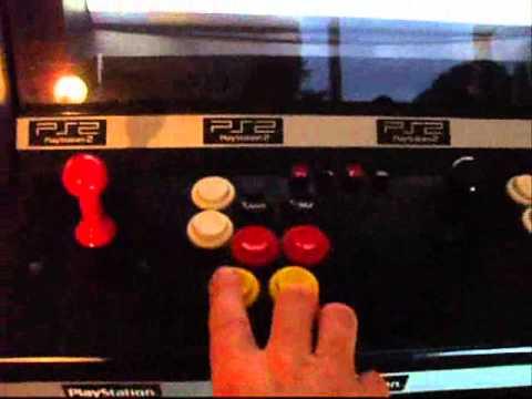 Te Koop Mame Arcade Kabinet Kast Playstation Race En Shooter