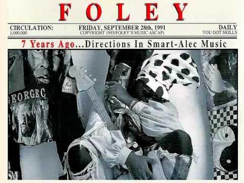 Foley - 'The Senate' & 'Cum 'Round Parts I & II' - (1993)