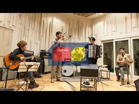 Yordan Markov Bulgaria Quintet Live with MUSIC SHARE 068 @Red Bull Music Studios Tokyo