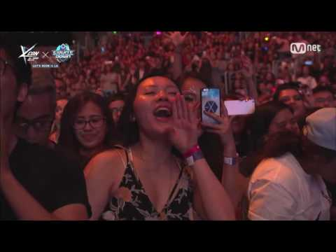 Lee Min Ho - Opening Ceremony KCON Los Angeles 2016 (MNet Official) - 10.08.2016