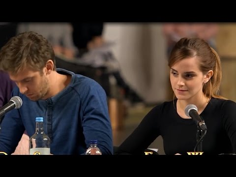 Thumbnail: First Look At Emma Watson & Dan Stevens As Beauty & The Beast