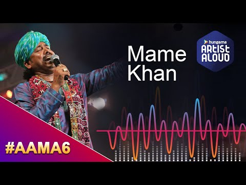 Mame Khan | Kesariya Balam | Ghoomar | Chaap Tilak | Singer | #AAMA6 Live Performance