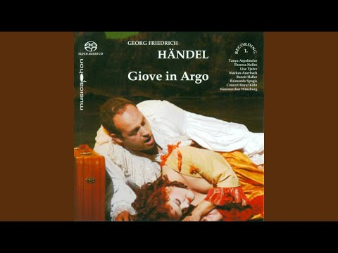 Giove in Argo (Jupiter in Argos) , HWV A14: Act I: Arioso: Vieni, vieni (Iside)