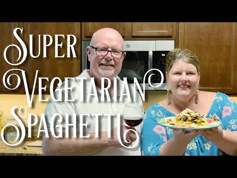 Ultimate Vegetarian Spaghetti Recipe