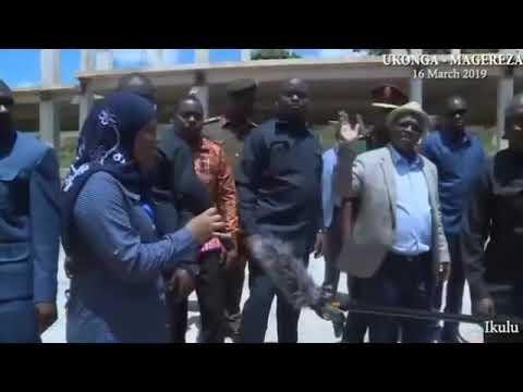 Download Rais Magufuli afanya ziara ya kushitukiza Magereza