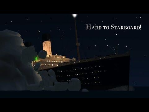 Virtual Sailor  Titanic  Hard to starboard!