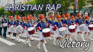 Christian Gospel Rap: Victory (FREE MP3 Download)