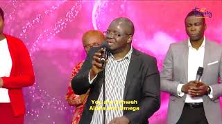 DANIEL DADSON   THE GLORY/REZ POWER/ YOU ARE WORTHY/ YOU ARE YAWEH