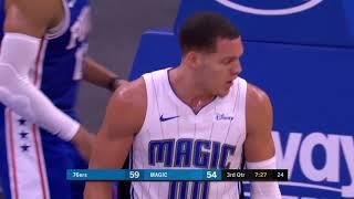 Aaron Gordon Full Play vs Philadelphia 76ers | 12/27/19 | Smart Highlights