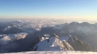 Mont Blanc Solo Ascent - September 2015