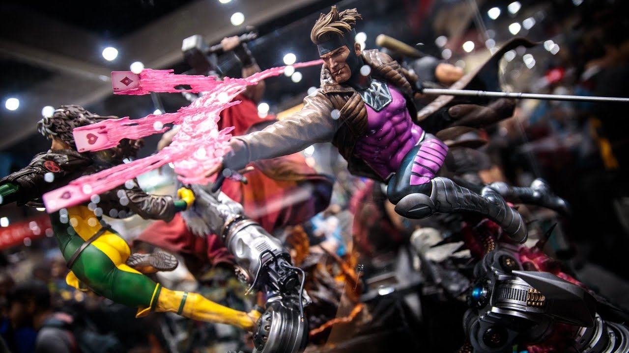 Sideshow Collectibles Booth Tour at Comic-Con 2019!