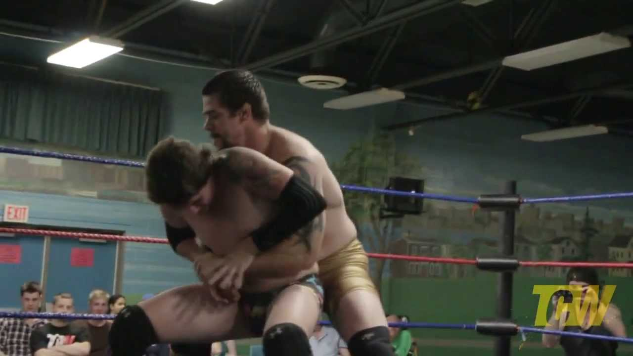Dazzlin' Dick Durning vs. Chizzled Chip Chambers - Twin City Wrestling, Dartmouth NS
