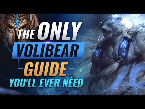 The ONLY REWORKED Volibear Guide You&39;ll EVER NEED - League of Legends Season 10