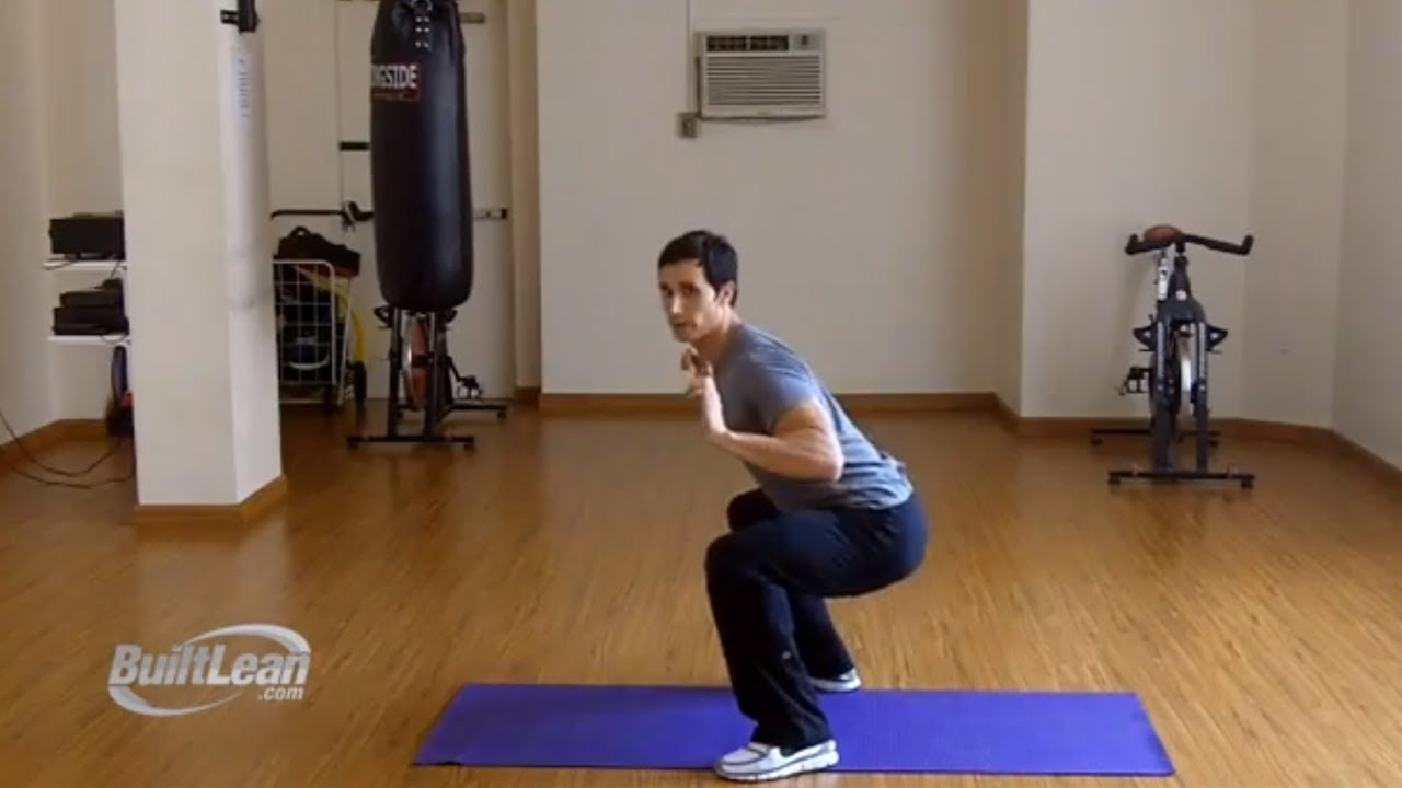 How to Squat With Proper Form - YouTube