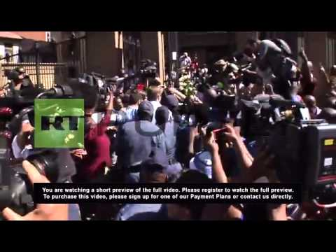 South Africa: Pistorius sentenced to five years in prison