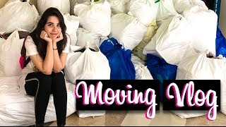 Moving Vlog! Indian Family Shifting To A New Home | Heli Ved