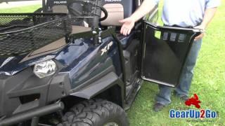 GearUp2Go Review - Pro Armor Front Suicide Doors P106202BL