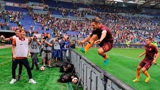 Roma vs Sampdoria 3-2 | Extended Full Highlights | 11/09/2016 HD Video
