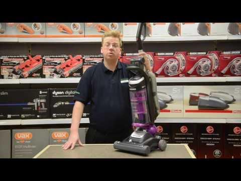 Hoover Globe Bagless Upright Vacuum Cleaner