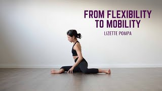 Shoulder Mobility - From Flexibility to Mobility - YOGATEKET