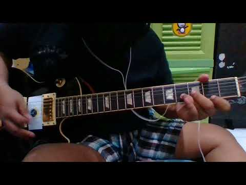 Killing Me Inside - Biarlah ( Guitar Cover )