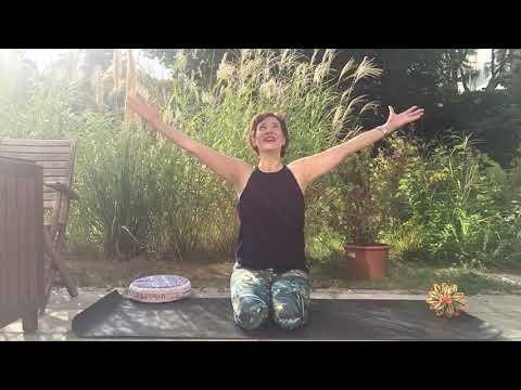 Guten Morgen! 7-Minuten-Kinderyoga-Abfolge für mehr Energie