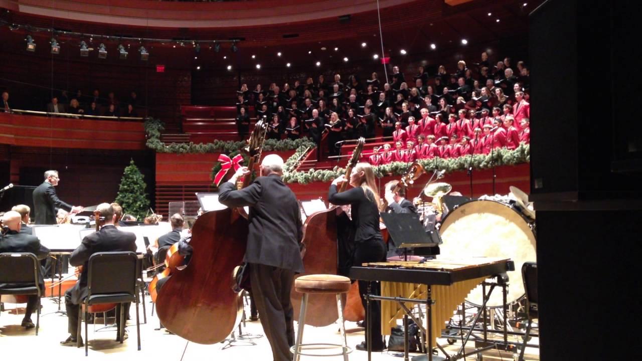 Philly POPS Christmas Spectacular Festival Chorus - YouTube